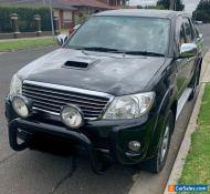 Toyota Hilux SR5 4WD 3.0 litre D-40  Auto One Owner