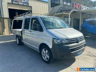 2010 Volkswagen Transporter T5 Silver Automatic A Cab Chassis