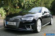 2019/19 Audi A4 S Line 35 TFSI 150 PS S Tronic   Nearly New - Audi Warranty 2022