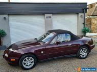 Mazda Eunos (MX5) VR Limited 1.8 Manual (1 of 700)