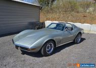 1972 Chevrolet Corvette T-TOP