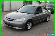 2004 Honda Civic LX 4dr Sedan w/Side Airbags