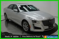 2017 Cadillac CTS 2.0L Turbo Luxury NAV,CAM,PANO,CLMT STS,BLIND SPOT