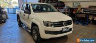 VW AMAROK 2017 MY16 MANUAL 4X2