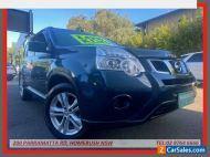 2012 Nissan X-Trail T31 MY11 ST (FWD) Blue Automatic A Wagon