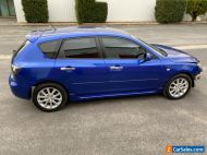 2008 Mazda 3 automatic  very low 83km  very minor damage repairable  drives
