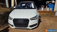 Wrecking AUDI A1 S line MY13