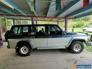 1998 gq patrol wagon