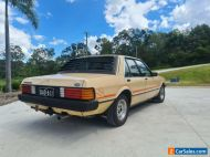 Xe Ford Falcon S pac 1983 not fairmont ghia