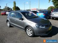 2012 Volkswagen Polo 77 TSi Comfortline 1.2 4cyl Turbo 6 spd Manual Tidy Car