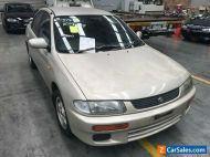 1996 Bronze Mazda 323 Sedan