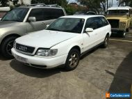 Audi Quattro a6 wagon