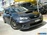 2013 Subaru WRX MY13 Premium (AWD) Grey Manual 5sp M Hatchback