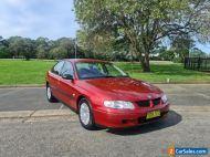2001 Holden commodore vx sedan only 148000ks  auto log books won't last