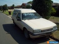 ford xf panel van  ,no reserve,relisted due to f<ckwit