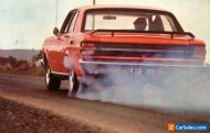NEW RARE BOOK 1971 FORD FALCON XY GT HO PHASE 3 351 V8 TOPLOADER XW XA XB XR XT
