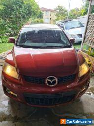 2007 Mazda CX7 Luxury automatic 4wd