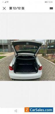audi a4Audi A4 Technik TDI Quattro Estate 2.0 TDI 174 BHP (2013 13reg) 192,000 M
