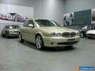 2007 Jaguar X-Type 3L V6 Luxury