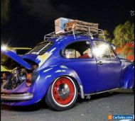 1973 VW Beetle Superbug. Ratty and in excellent condition