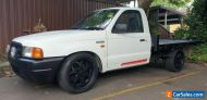 2000 Ford Courier 2WD 2.6 4cyl petrol 5spd man like Hilux Bravo Triton Rodeo ute