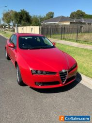 Alfa Romeo 159 2.2 JTS 6 speed Manual