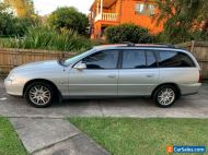 Holden Commodore Equipe 2002 wagon