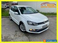 2014 Volkswagen Polo 6R 81TSI Comfortline Hatchback 5dr Man 6sp 1.2T [MY15] M