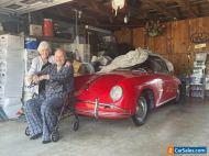 1959 Porsche 356 Porsche Roadster 356 D 1959