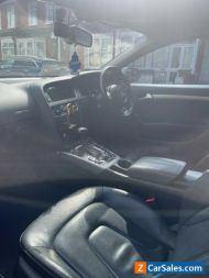 Audi A5 coupe 2013 reg 62