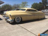 1951 Mercury Montclair 4 door