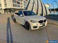 2014 BMW X5 50i Mineral white (4.4L TTV8)