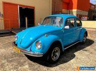 1972 VW Beetle 1600cc Twin Port, Aust Del.# mini Leyland morris Volkswagen kombi