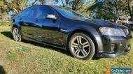 2010 Holden VE SV6 Commodore