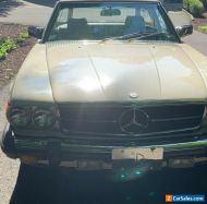 1986 Mercedes-Benz 560SL SL