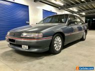 Holden Commodore VN SS 1990 SV100 - Atlas Grey - GTS Senator Clubsport HSV HDT