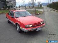 Oldsmobile: Cutlass calais