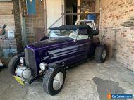 1932 Ford Roadster Hotrod