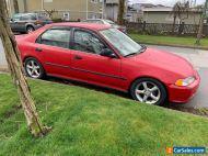 Honda: Civic Lx