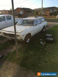 1974 Holden HQ Belmont wagon Plus parts car