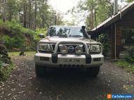 2006 Nissan Patrol GUV ST-L (4X4) GOLD AUTOMATIC WAGON