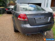 Holden commodore VE (2009)- leather quad exhaust