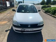 2002 Holden Barina XC Equipe White Automatic 4sp A Hatchback