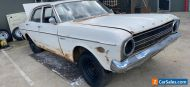 Ford falcon xr project car