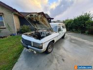 Wb van factory 253 project rusty roller hq hj hx hz one tonner wagon torana