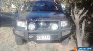 nissan navara d40 2006 turbo diesel 15 kilometres