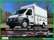 2015 Ram ProMaster Hi Cube Utility Van
