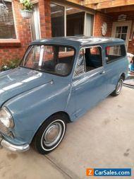 1967 Mini Wagon