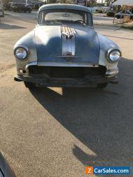 1954 Pontiac Chieftain Blue