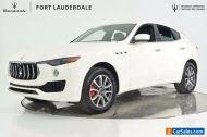 2019 Maserati Levante Certified CPO